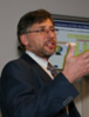 Dr. Hans Marvin: Project Coordinator and WP5 leader