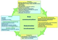 Current SAFE FOODS Risk Analysis Model at a Detailed Level