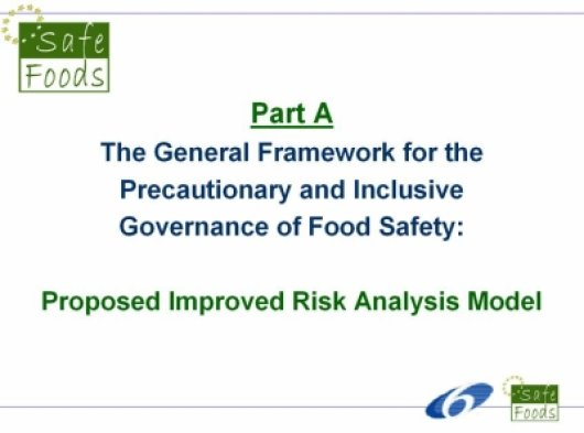 Part A: Proposed Improved Risk Analysis Model