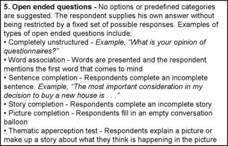 Quantitative research thesis